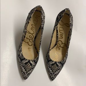 Sam Edelman Hazel Style 8.5 Holiday Pump